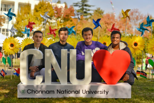 International Students Change the Atmosphere on Campus